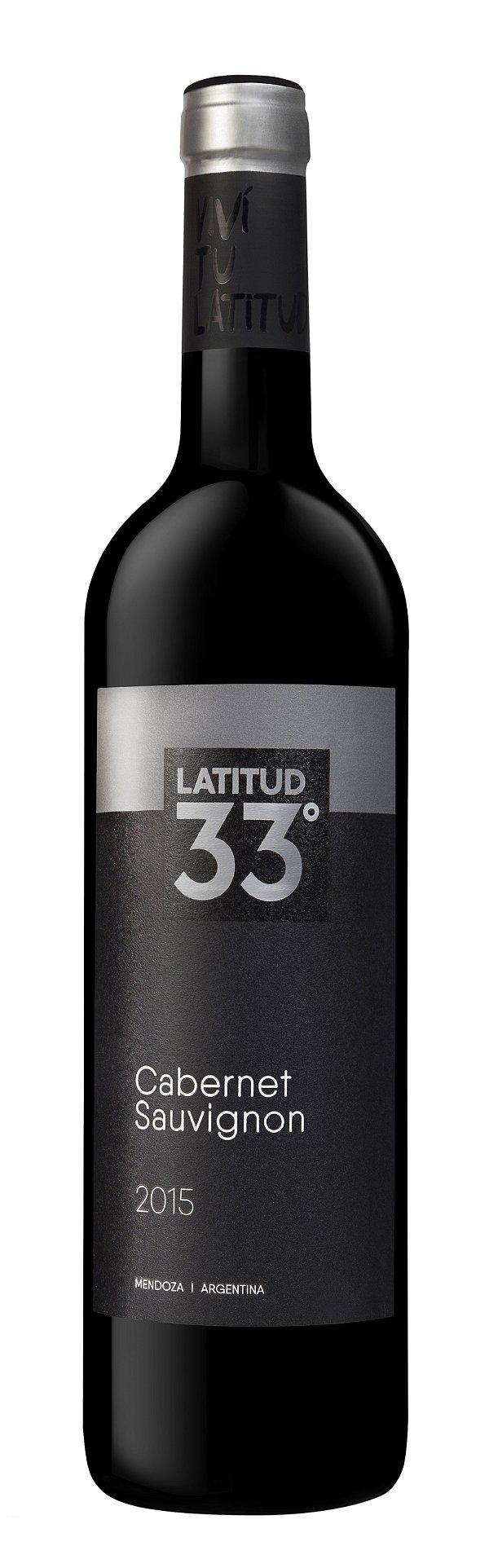 Latitud 33º - Cabernet Sauvignon (Argentina)