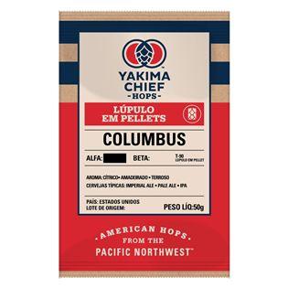 Lúpulo columbus Yakima 50 gr