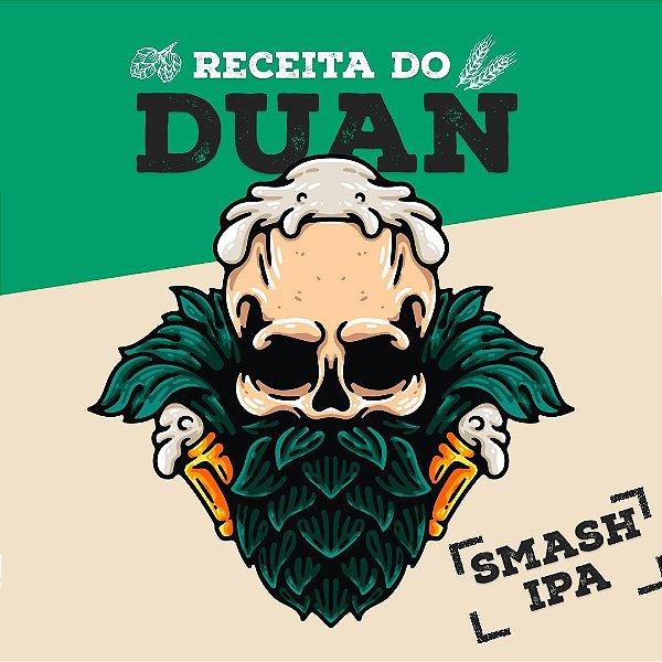Kit Receita do Duan - Smash IPA