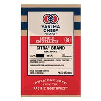 Lúpulo Citra Brand YCH 50 gr