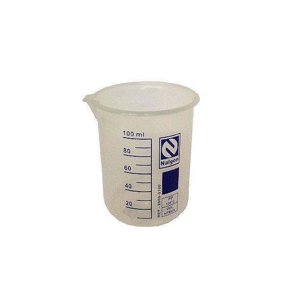 Copo Becker Plástico (100 ml)