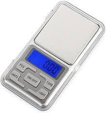 Balança digital de precisão 0,1 a 500g