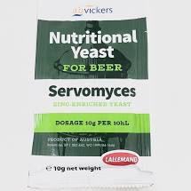 Nutriente para levedura Danstar Servomyces