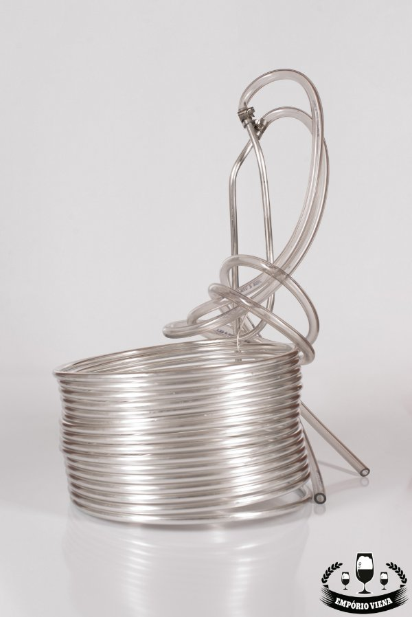 Chiller de alumínio  montado (15m)