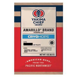 Lúpulo Amarillo YCH cry hop  25 gr