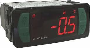 Controlador de temperatura MT512E
