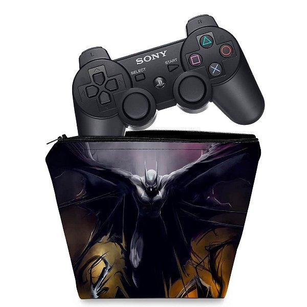 Capa PS3 Controle Case - Batman