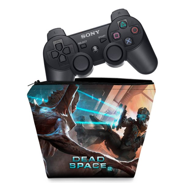Capa PS3 Controle Case - Dead Space 2