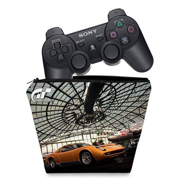 Capa PS3 Controle Case - Gran Turismo 5 #2