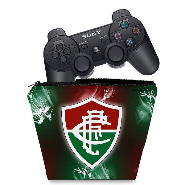 Capa PS3 Controle Case - Fluminense