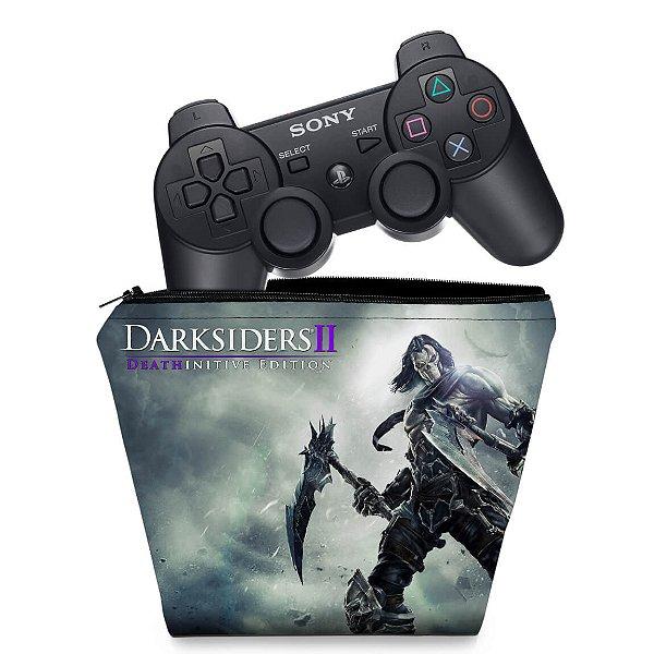 Capa PS3 Controle Case - Darksiders 2 Ii