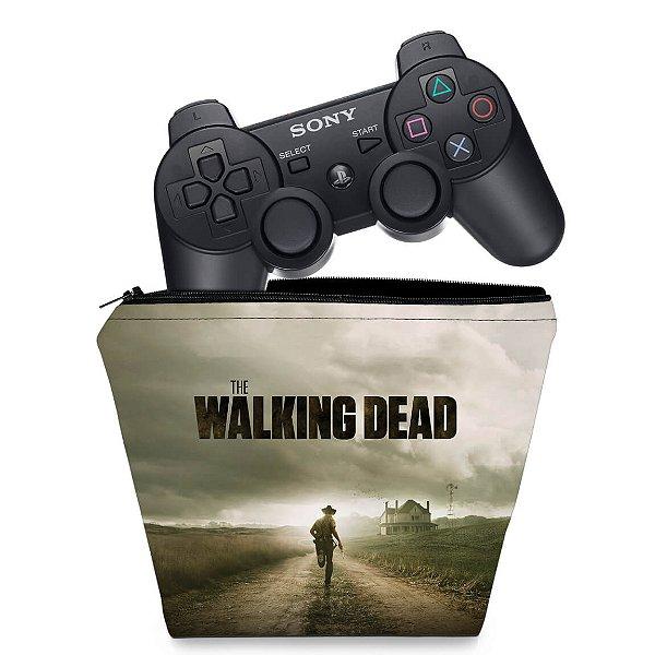 Capa PS3 Controle Case - The Walking Dead #1