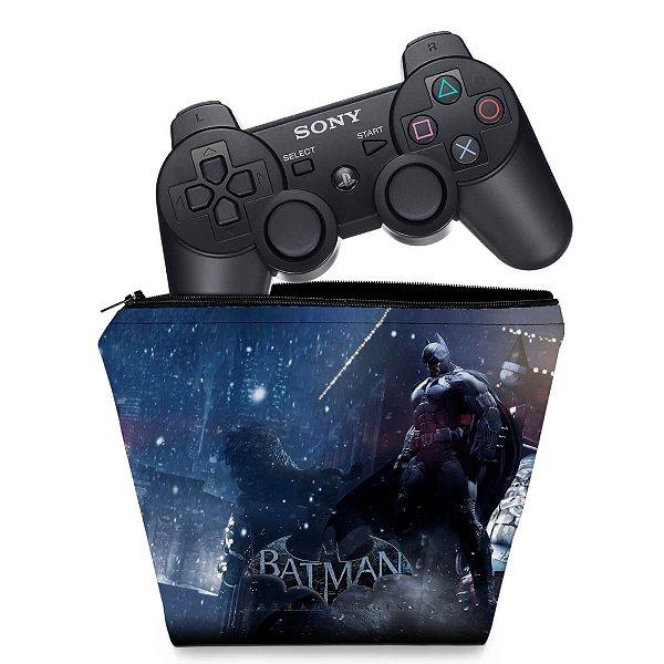 Capa PS3 Controle Case - Batman Arkham Origins