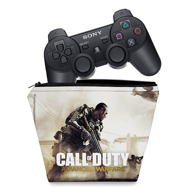Capa PS3 Controle Case - Call Of Duty Advanced Warfare