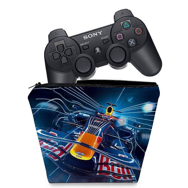 Capa PS3 Controle Case - Formula 1