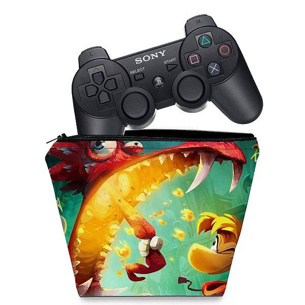 Capa PS3 Controle Case - Rayman Legends