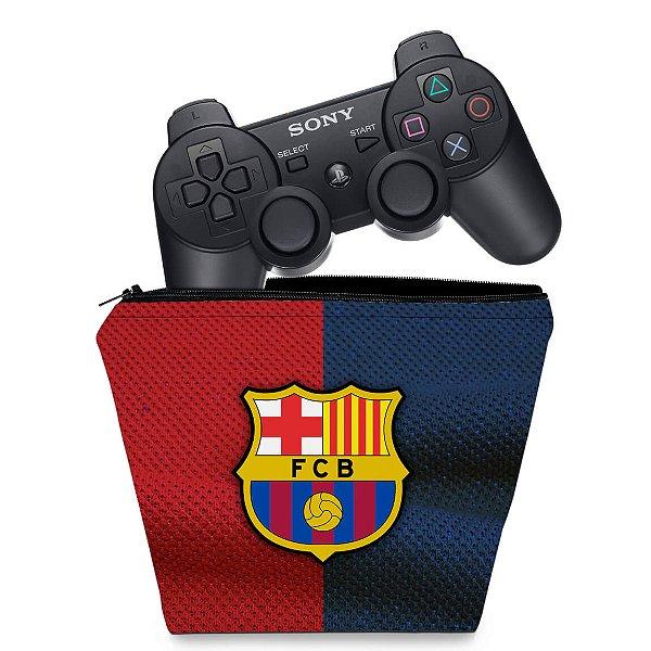 Capa PS3 Controle Case - Barcelona