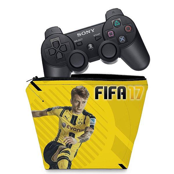 Capa PS3 Controle Case - Fifa 17
