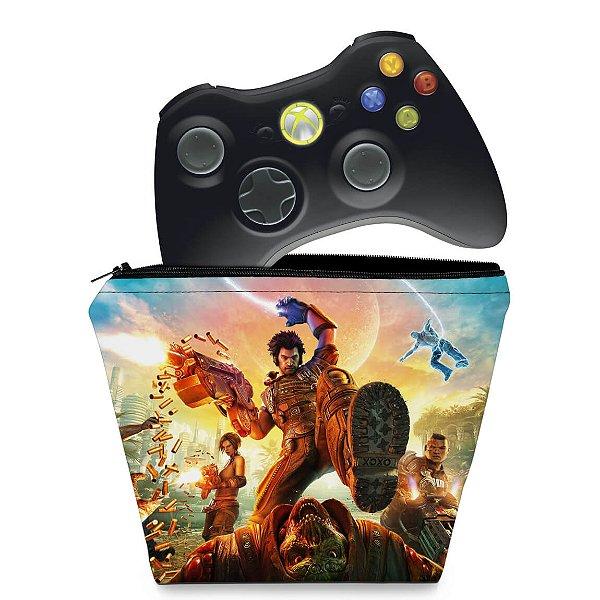 Capa Xbox 360 Controle Case - Bulletstorm