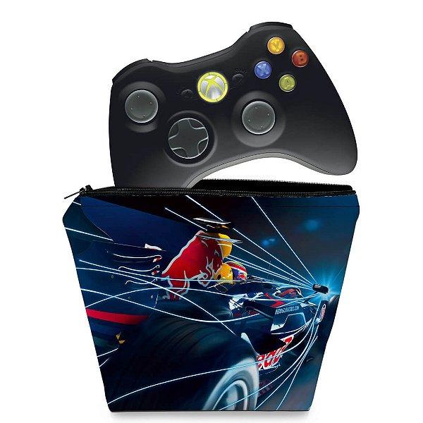 Capa Xbox 360 Controle Case - Formula 1 #a