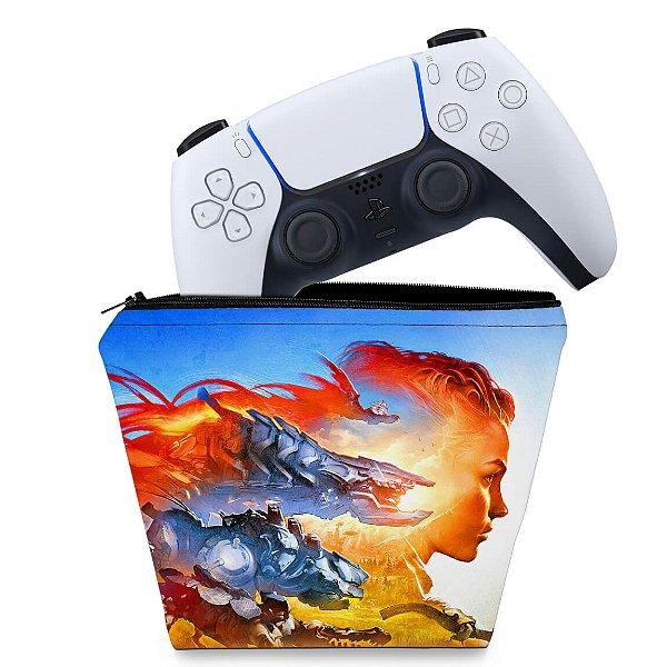 Capa PS5 Controle Case - Horizon Forbidden West