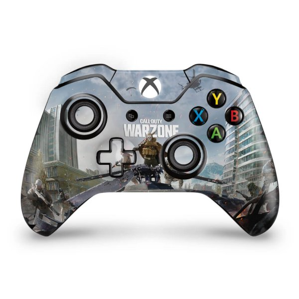 Skin Xbox One Fat Controle - Call of Duty Warzone