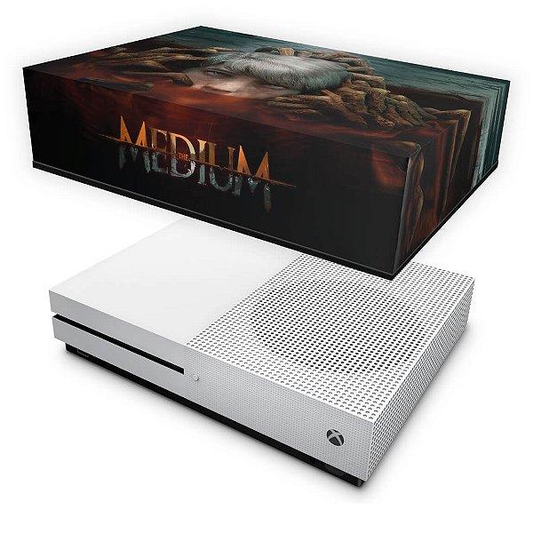 Xbox One Slim Capa Anti Poeira - The Medium