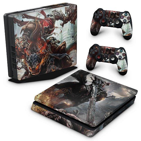 PS4 Slim Skin - Darksiders - Wrath of War
