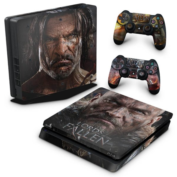 PS4 Slim Skin - Lords of the Fallen