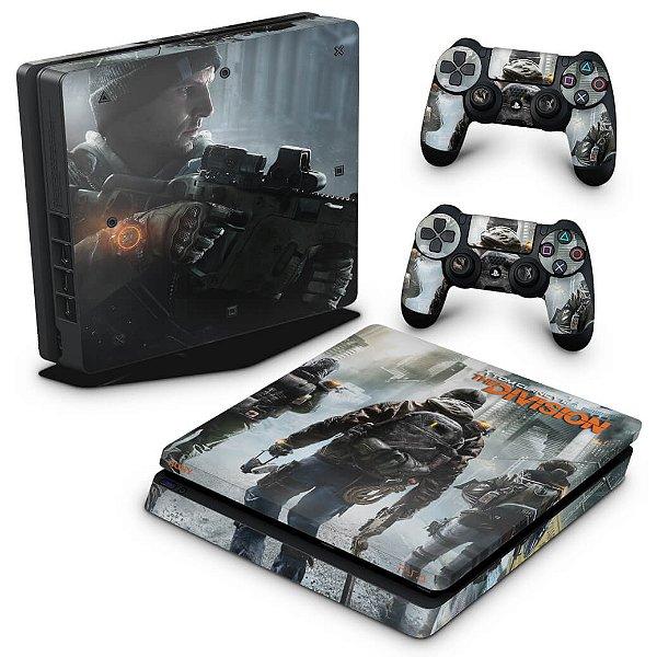 PS4 Slim Skin - Tom Clancy's The Division