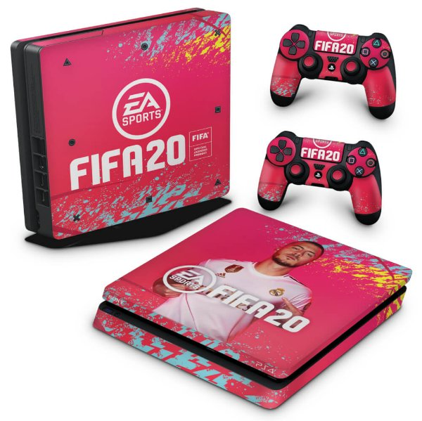 PS4 Slim Skin - FIFA 20