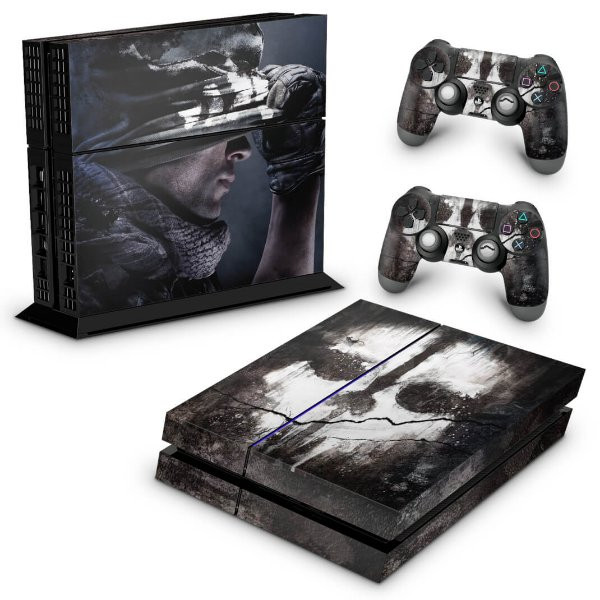 Ps4 Fat Skin - Call of Duty Ghosts