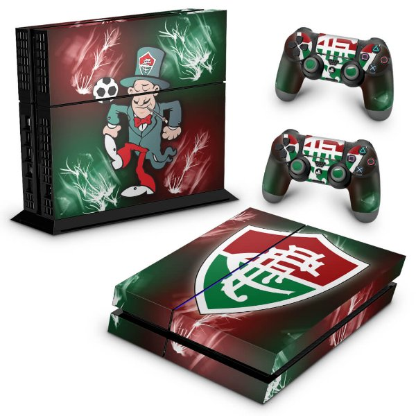 Ps4 Fat Skin - Fluminense