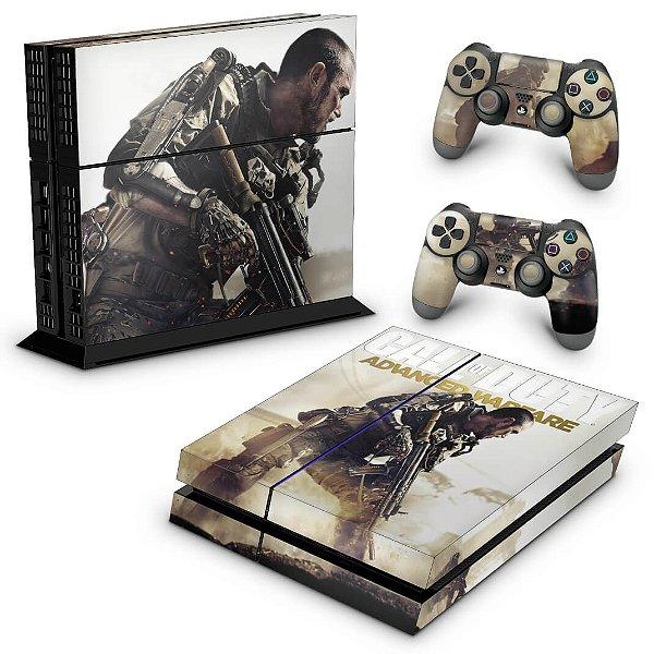 Ps4 Fat Skin - Call of Duty Advanced Warfare