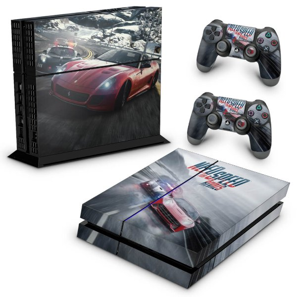 Ps4 Fat Skin - Need for Speed Rivals