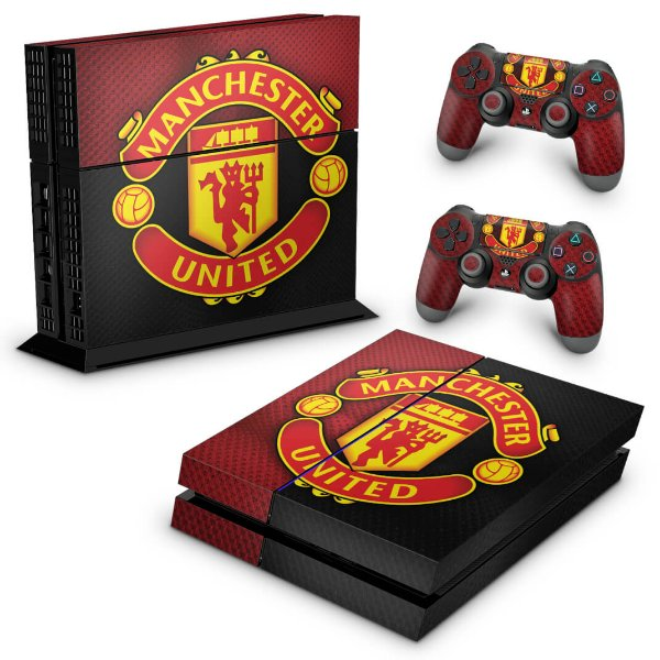 Ps4 Fat Skin - Manchester United