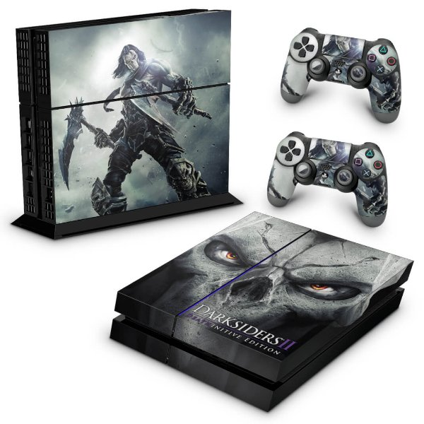Ps4 Fat Skin - Darksiders Deathinitive Edition
