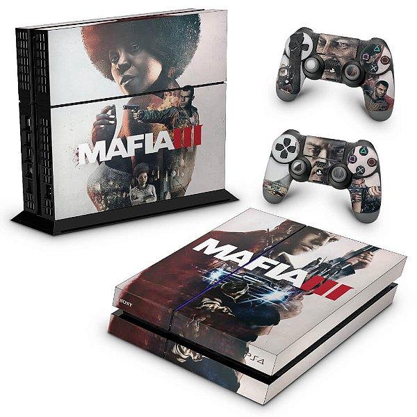 Ps4 Fat Skin - Mafia 3