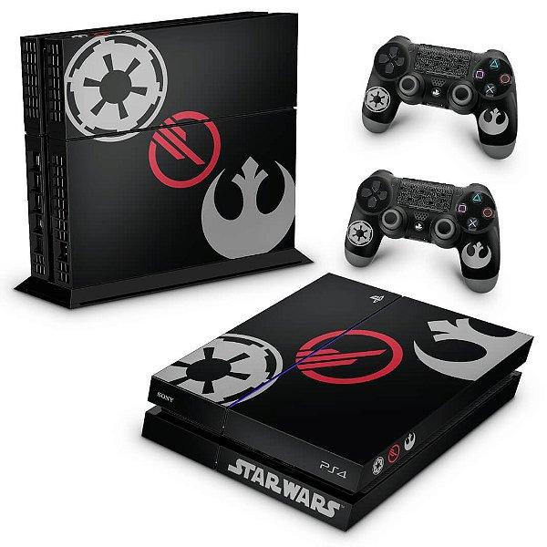 Ps4 Fat Skin - Star Wars Battlefront 2 Edition