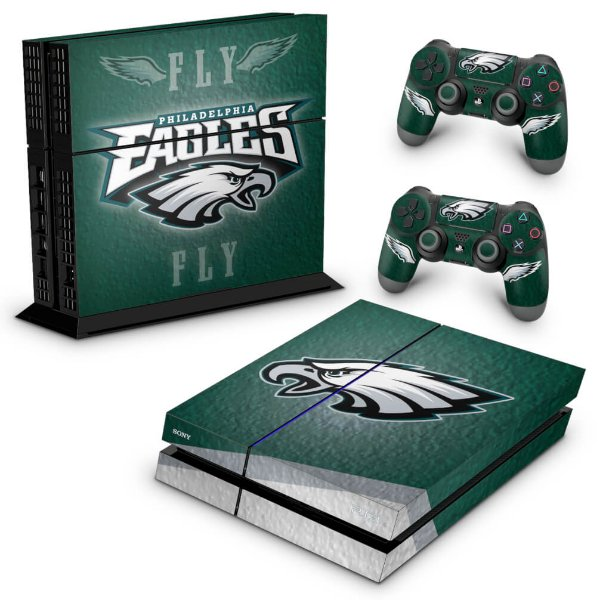 PS4 Fat Skin - Philadelphia Eagles NFL