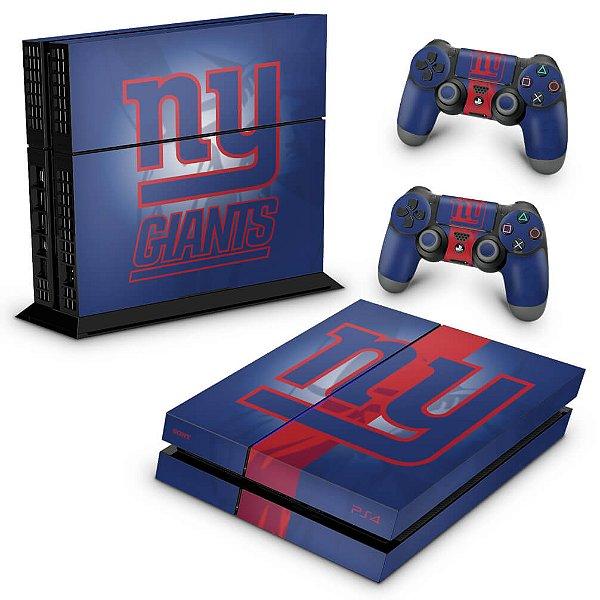 PS4 Fat Skin - New York Giants - NFL