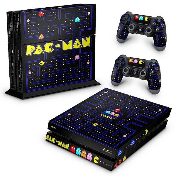 PS4 Fat Skin - Pac Man