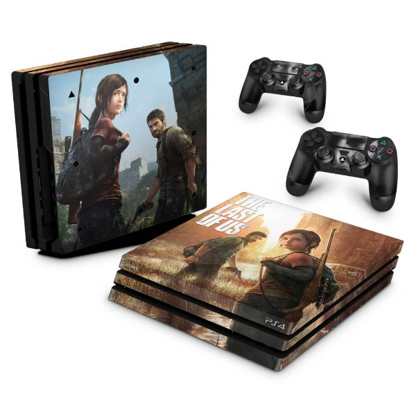 PS4 Pro Skin - The Last of Us