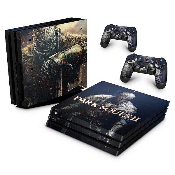 PS4 Pro Skin - Dark Souls 2