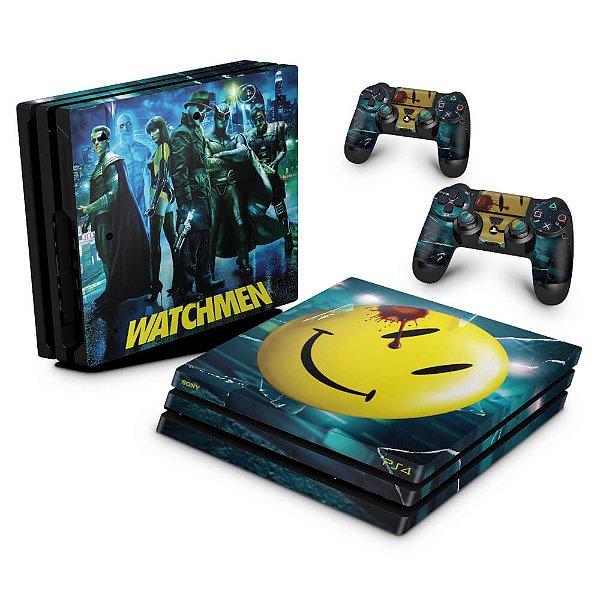 PS4 Pro Skin - Watchmen