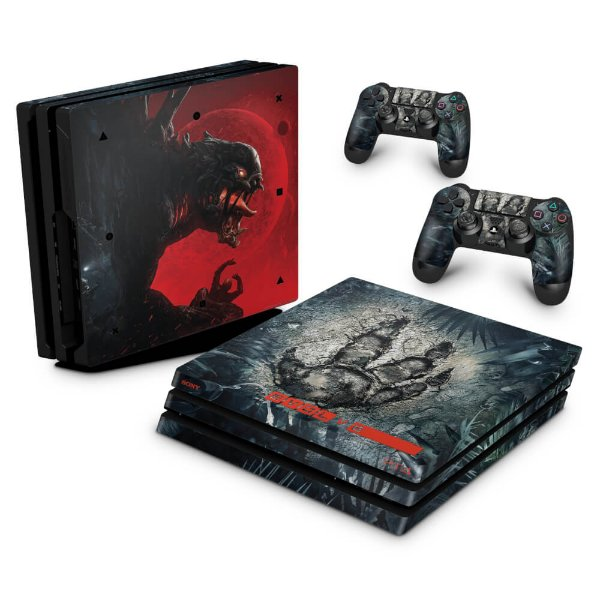 PS4 Pro Skin - Evolve