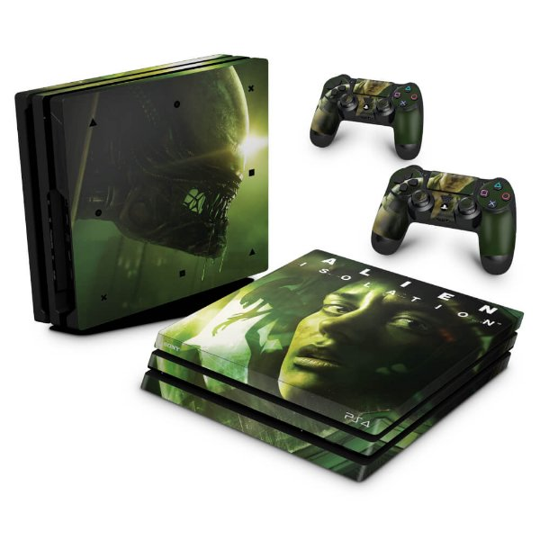 PS4 Pro Skin - Alien Isolation