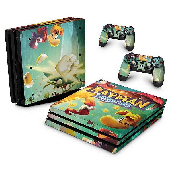 PS4 Pro Skin - Rayman Legends