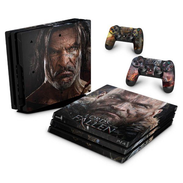 PS4 Pro Skin - Lords of the Fallen
