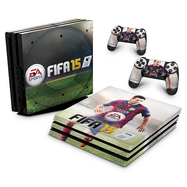PS4 Pro Skin - Fifa 15
